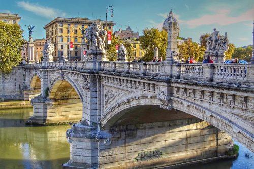 Evropská města, která stojí za to navštívit. Zkuste Řím i Barcelonu 2