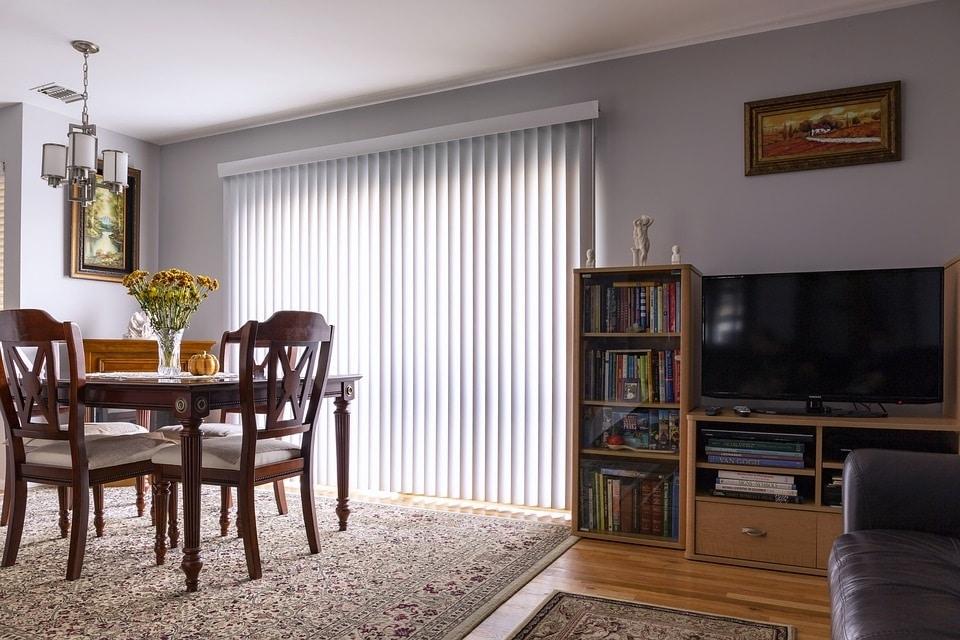 Znáte všechny typy interiérového stínění? Je jich opravdu dost. 1