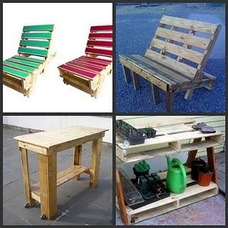 Jak vyrobit lavičku