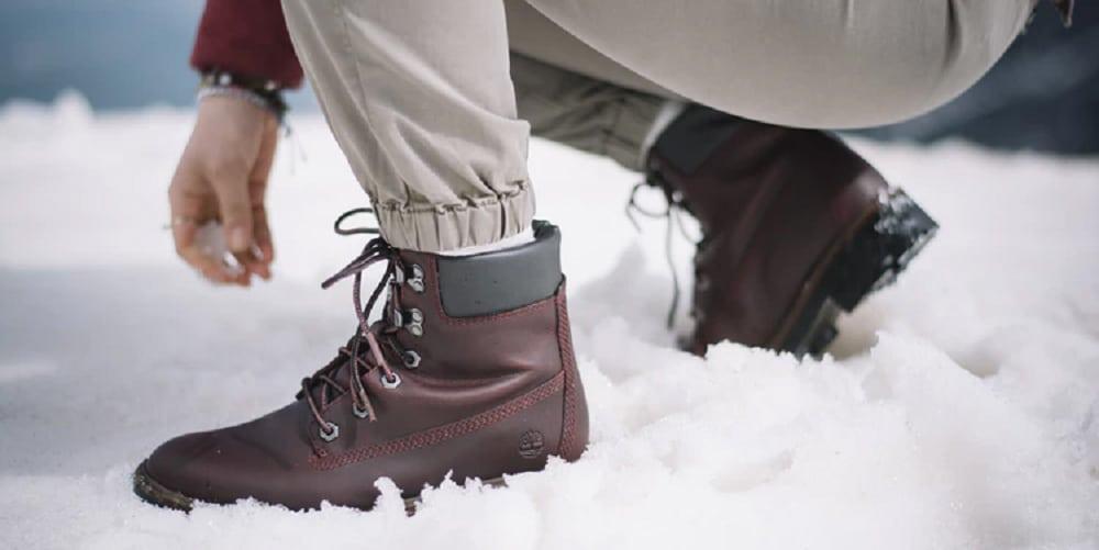 Jak pečovat o zimní obuv 2