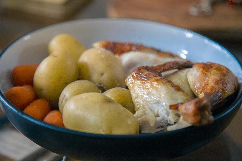 Vzdáváte se brambor a sacharidů v nich? Obsahují i kvalitní bílkoviny pro naše svaly! 10
