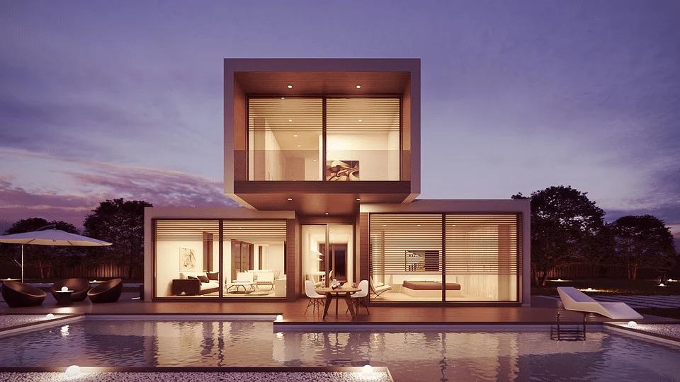 Podle Feng Shui záleží i na půdorysu a tvaru vašeho domu 4