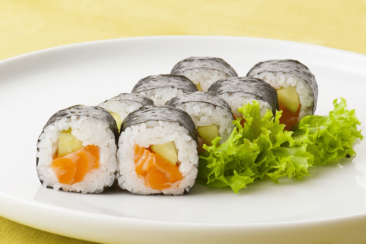 Je bezpečné jíst v těhotenství sushi? Ano i ne – povíme proč 1