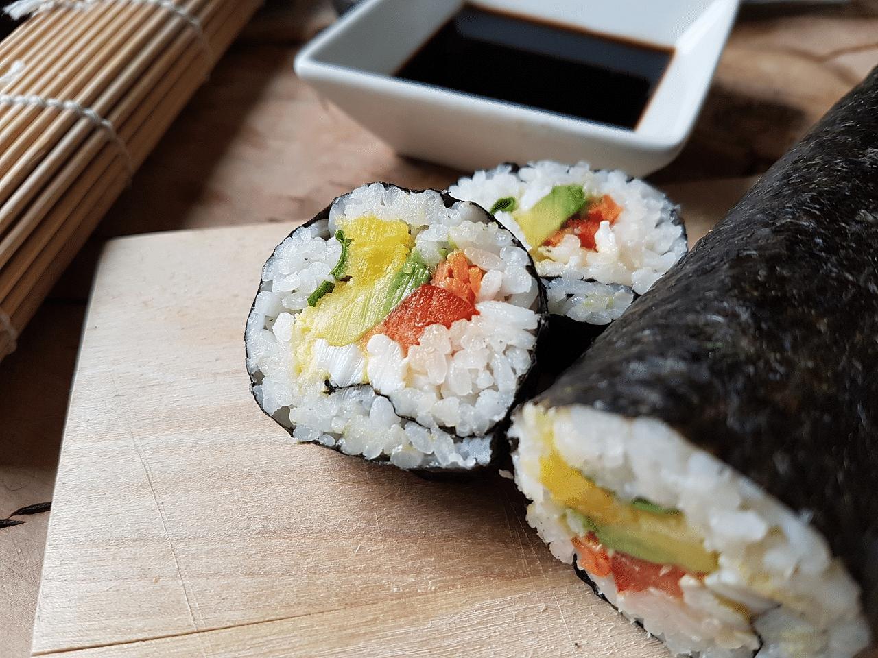 Je bezpečné jíst v těhotenství sushi? Ano i ne – povíme proč 4