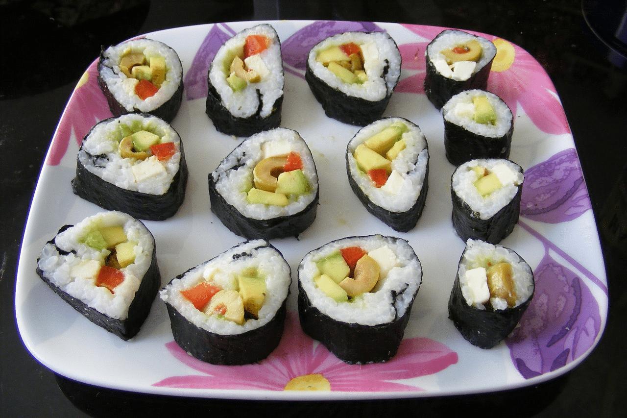 Je bezpečné jíst v těhotenství sushi? Ano i ne – povíme proč 3