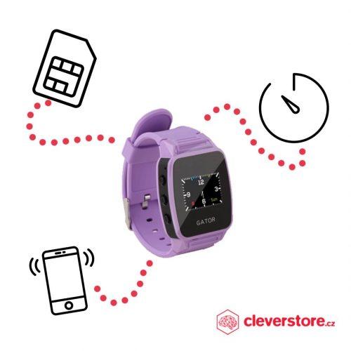 Hledáte tip na dárek pro dítě? Jedině super hodinky! 4