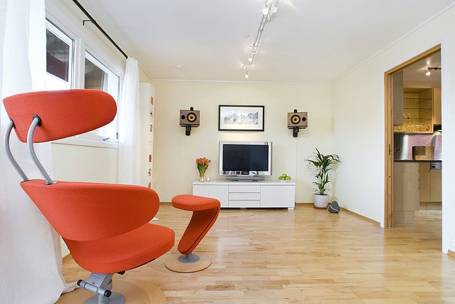Jedině dostatečná péče o prostor, ve kterém žijeme, vytváří pravý domov 3