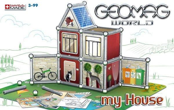 Stavebnice Geomag, hračka pro rozvoj dětí 1