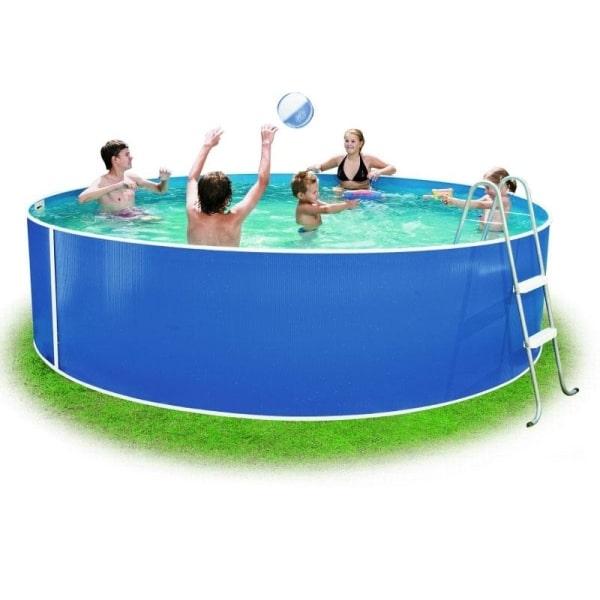 Osvěžení s nadzemními bazény 3