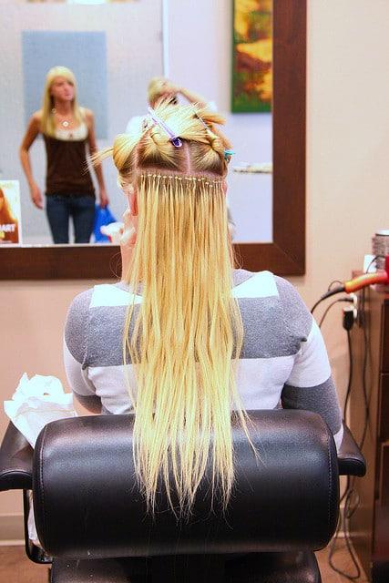 4228476768 7d9ddaa0bc z Krásné a dlouhé vlasy můžete mít i s mikádem!