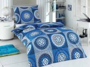 4843 bavlnene povleceni gipsy modra 300x225 Jednoduché, praktické a stále žádané ložní prádlo