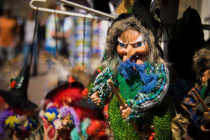 Svátek čarodějnic má tisíciletou tradici ve formě keltského svátku Beltine 3