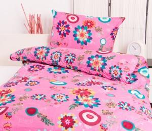 7739 bavlnene povleceni na dve luzka agata ruzova 300x257 Jednoduché, praktické a stále žádané ložní prádlo