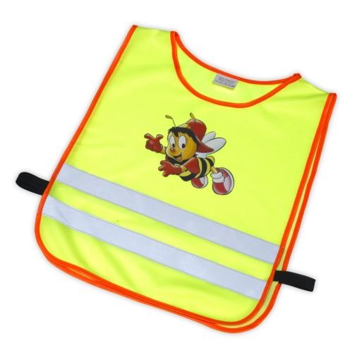 819 496x500 Reflexní vesta pomáhá ochránit vaše děti ve dne i v noci