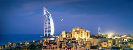 Život letušek v Dubaji 1