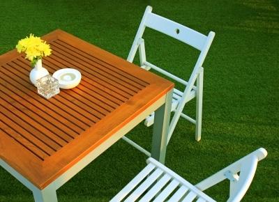 Jak vybrat či vyrobit zahradní nábytek? 1