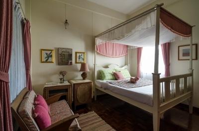 Najděte soukromí v malém bytě 7