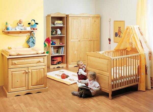 Jak náležitě vybavit dětský pokoj? 1