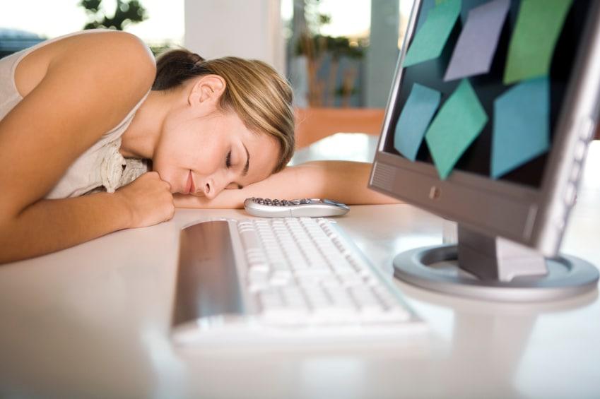 8 způsobů jak bojovat proti odpolední únavě 1