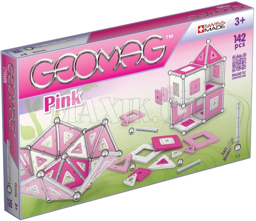 Stavebnice Geomag Pink