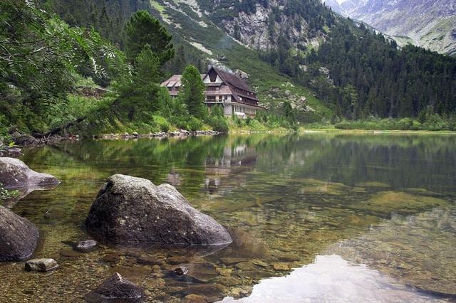 Horská turistika na Slovensku 1
