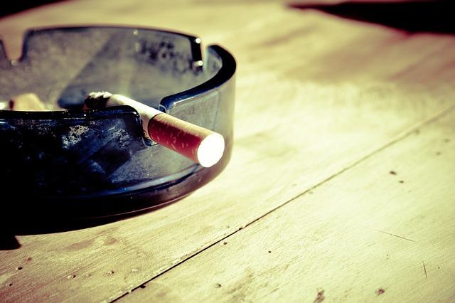 Kouření ubližuje vám i vašemu okolí! 1