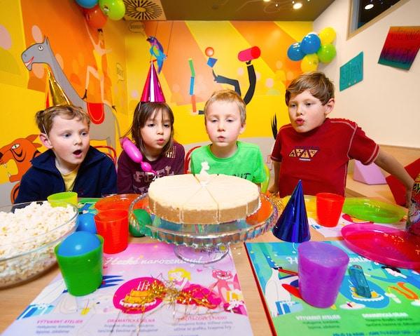 Super párty pro malé rošťáky 1