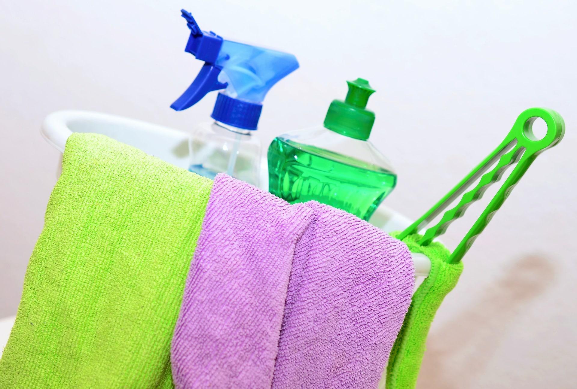 Jak na čistou domácnost rychle a efektivně? 1