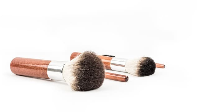 Výběr kosmetických štětců 1. část - Materiál a typ 11