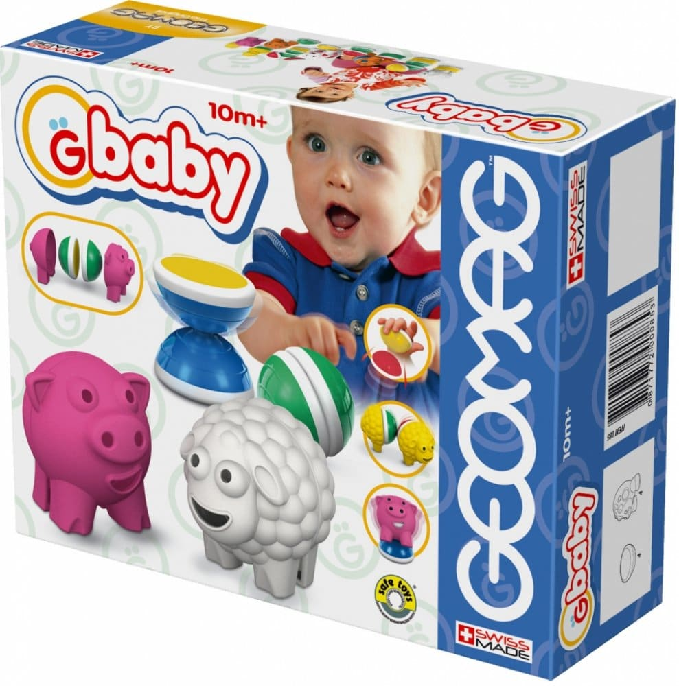 Stavebnice Geomag Baby