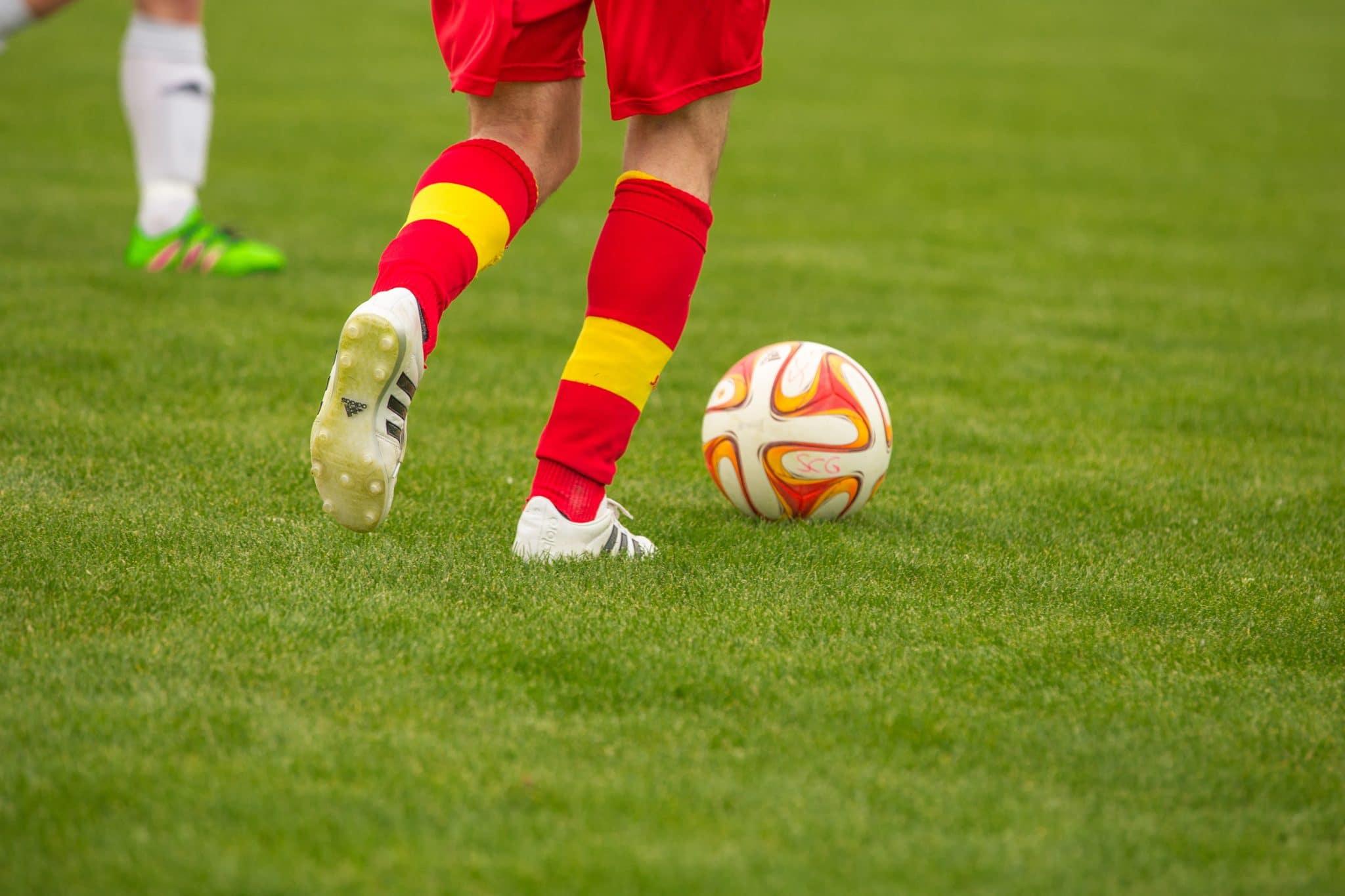 Co potřebuje dítě na fotbal? 1