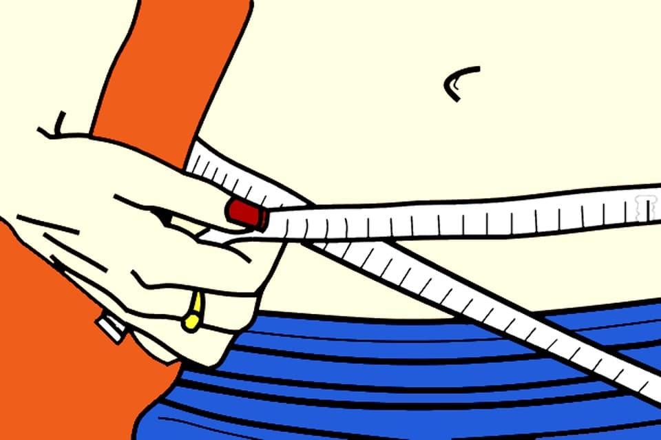 Máte dost přibývajících kilogramů? 12 tipů, jak zaručeně zhubnout. 1