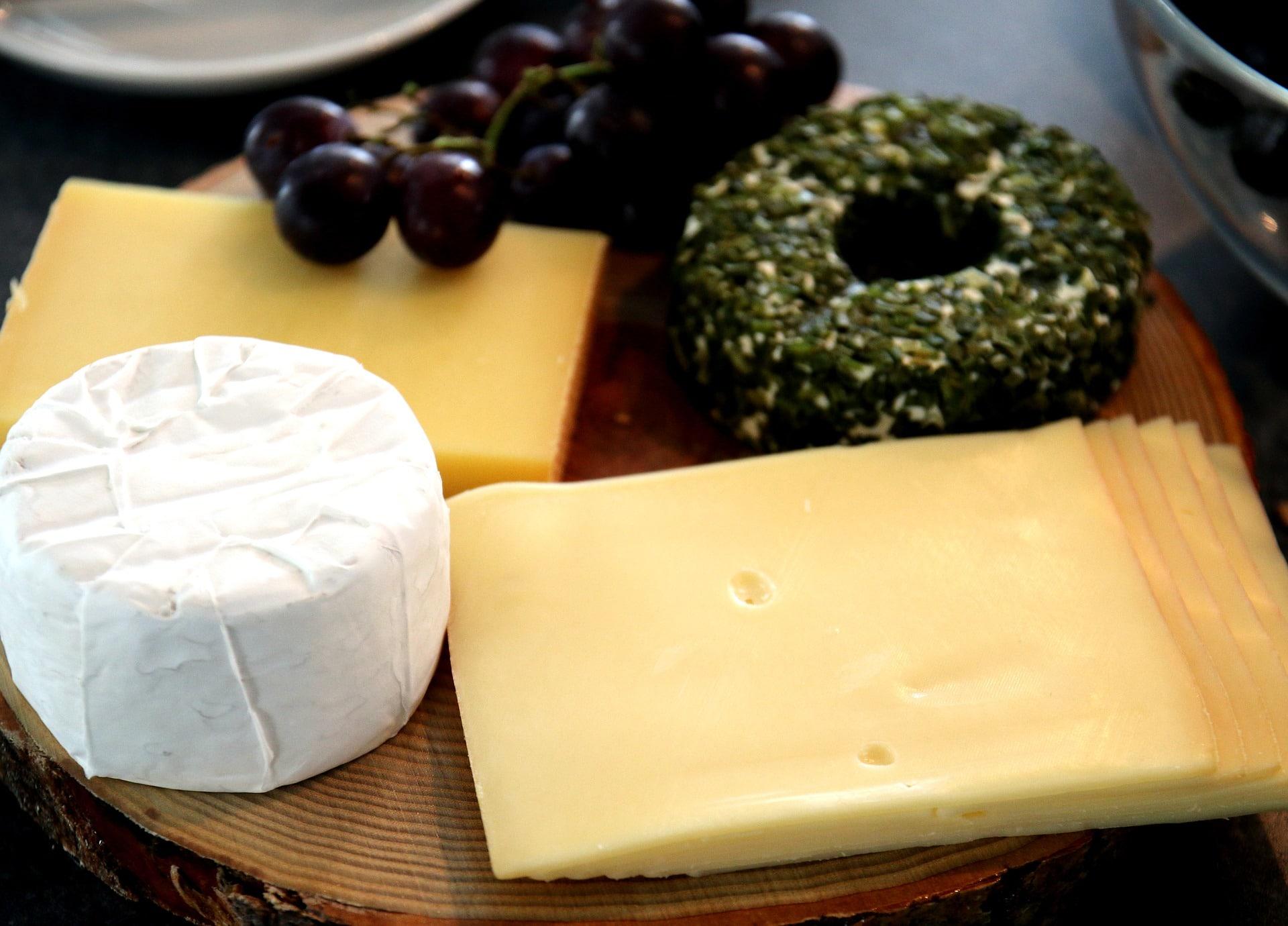 Jak připravit smažený sýr, aby nevytekl 1