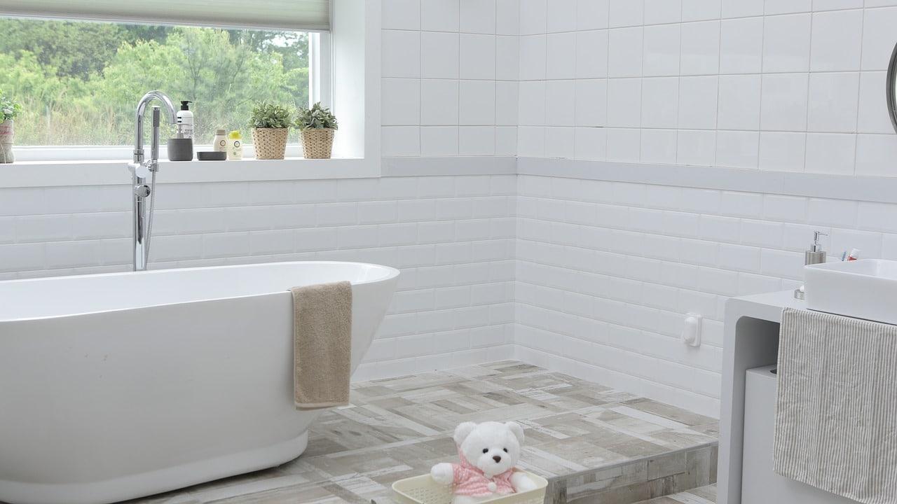 Jak si zařídit malou či velkou koupelnu 1