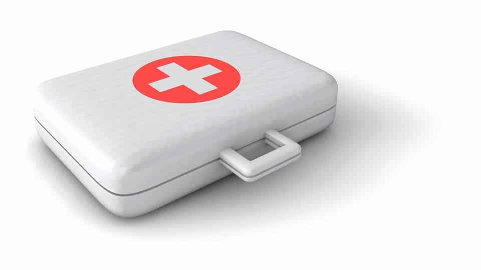 První pomoc v lékárničce. Máte nejnutnější léky doma? 3