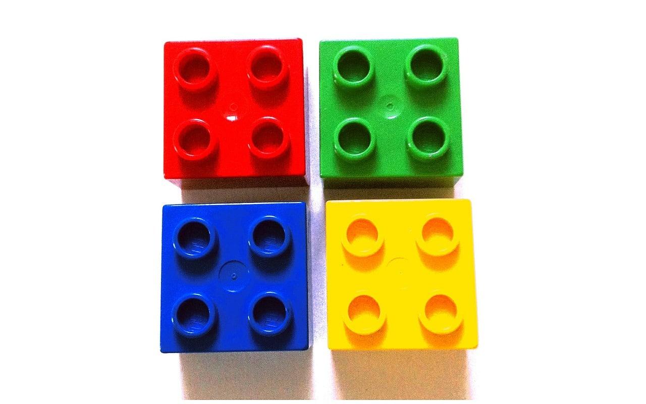Dejte vyniknout své kreativitě s Lego Creator 1