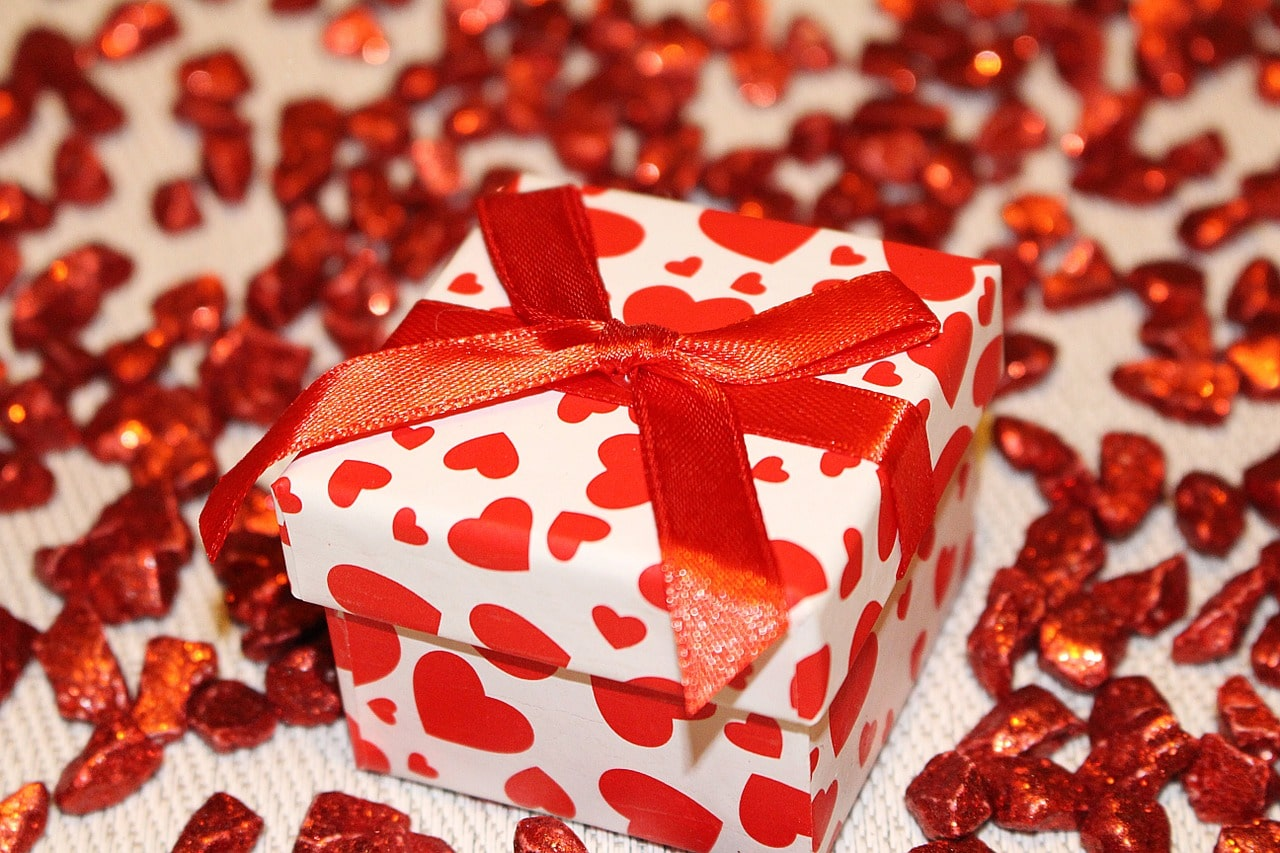 Tipy na Valentýna aneb valentýnský dárek pro muže 1