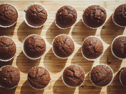 2 jednoduché recepty na muffiny pro začínající kuchařky 3