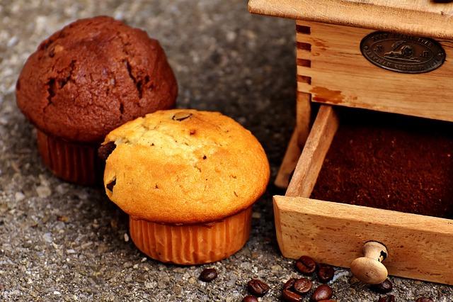 2 jednoduché recepty na muffiny pro začínající kuchařky