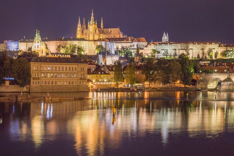 Vyrážíme na víkend do Prahy! 1