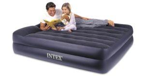nafukovací postel