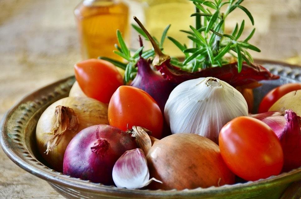 Správné uskladnění potravin. Vytvořte si systém. 2