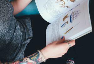 Čtenářský koutek – místo pro každodenní relax 2