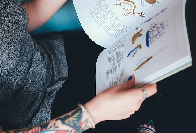 Čtenářský koutek – místo pro každodenní relax 1