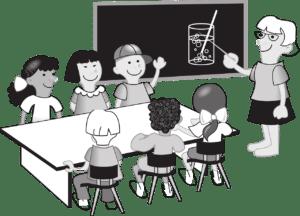 school teacher 148135 1280 300x216 Jak připravit svoje dítě na zápis do první třídy