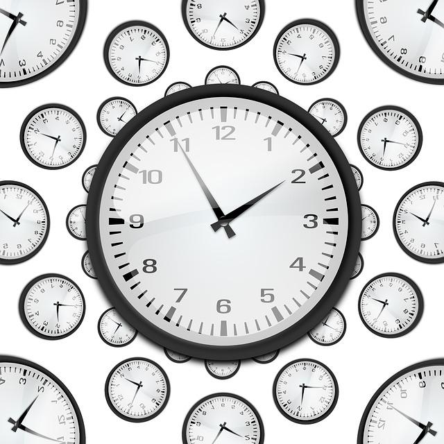 3 Last Minute tipy pro věčné opozdilce 1